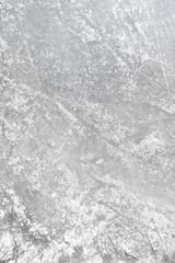 Ice rink floor closeup