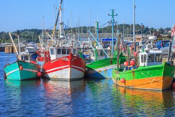 Port de Paimpol, côtes-d'armor, Bretagne