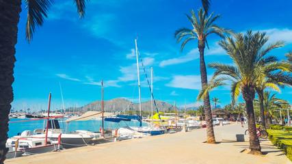 Port d`Alcudia