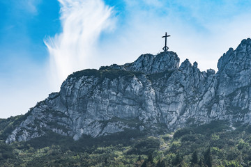 Top of Kampenwand