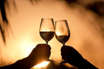Wine, holiday, Africa