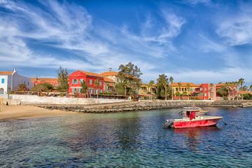 gorea island