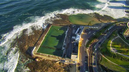 Newcastle Australian Ocean Pool