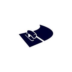 Stucco Plasterer Logo Left