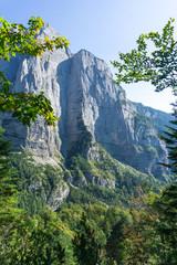Idyllic view of Adamello Brenta National Park