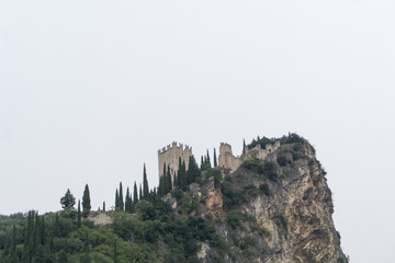 Idyllic view of Arco