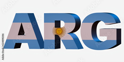 Country Short Code Letters Argentina