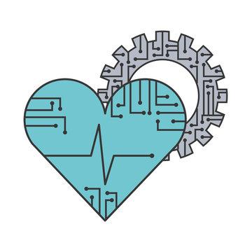 artificial intelligence heart health medical gear