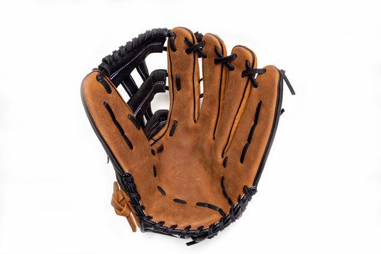 Baseball Glove open