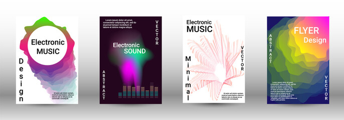 Creative sound backgrounds