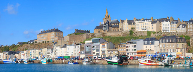 Port de Granville, Normandie