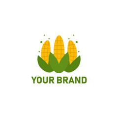 Corn logo icon symbol