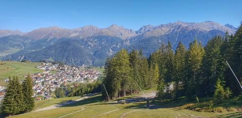Serfaus, Tirol - Austria