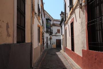Narrow streets of Cordoba, Spain