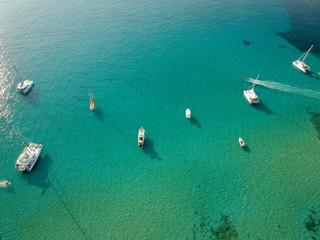 Ibiza Spain Cala Comte beach