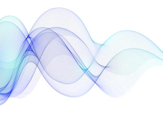 抽象的な曲線