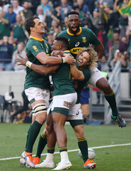Rugby Union - Rugby Championship - Australia vs South Africa