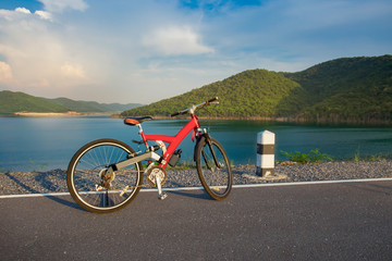 Thailand, Bicycle, Cycling, Racing Bicycle, Tired