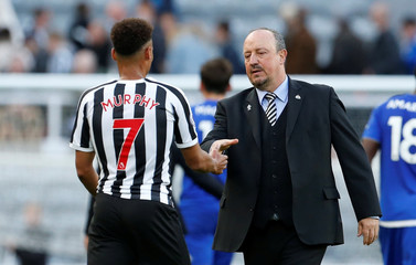 Premier League - Newcastle United v Leicester City