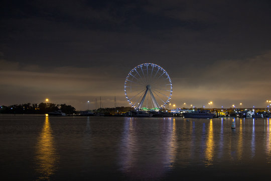 The Captains Wheel at National Harbor