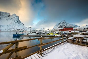 Fisherman's village, Lofoten