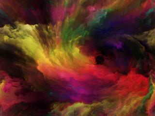Vibrant Paint