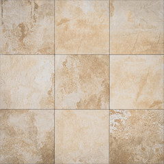 stone texture tile, tiled background patchwork, brown