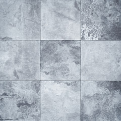 patchwork tile with stone texture - tiled background
