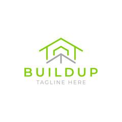 Arrow Up House Logo