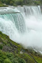 Niagara Falls from New York State, USA