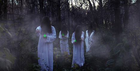 Four dead on Halloween.