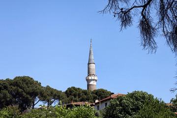 Ulu Mosque of Birgi in Izmir