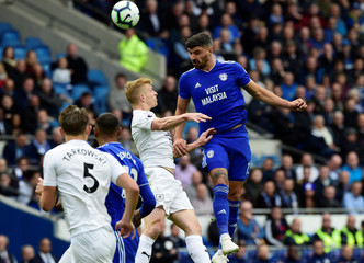 Premier League - Cardiff City v Burnley