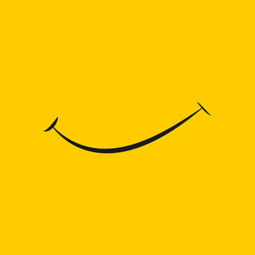 Smile icon vecotr template, international day of happiness, world happiness day logo vector