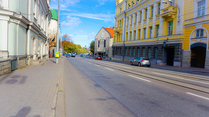 The Baltic country Estonia