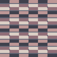 Appealing vintage repeat pattern in neutral colors. Great for wallpaper or fabrics.