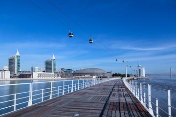 Parc des Nations Lisbonne
