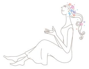女性 イメージ