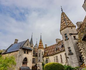 Le Château de La Rochepot