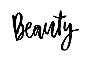 slogan Beauty phrase graphic vector Print Fashion lettering calligraphy