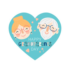Background for grandparents day