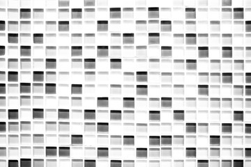 abstract square pixel mosaic background and texture