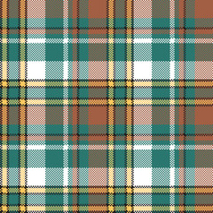 Classic check tartan seamless pattern
