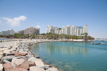 Eilat and the Red Sea Landscape, Israel