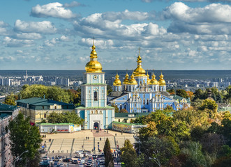 St. Michael's Golden-Domed Monastery, Kiev, Ukraine