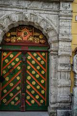 Old Town Of Tallinn In Estonia, a UNESCO World Heritage Site