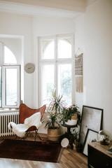 Schöne Altbauwohnung Interior