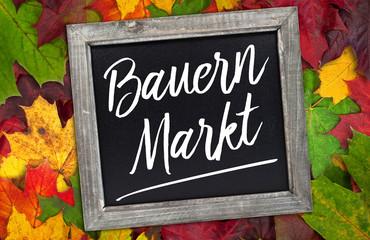 Bauernmarkt Herbstmarkt