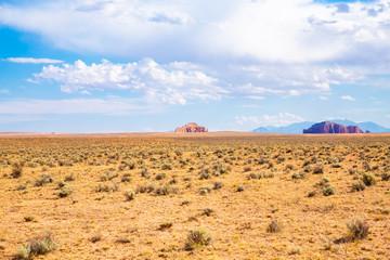 Poster de jardin Desert de sable San Rafael Desert in Utah, USA