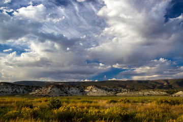 Browns Park National Wildlife Refuge is a wild, beautiful, remote area of mountains, prairies, wetlands and fabulous skies in the extreme northwest corner of Colorado